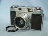 '   BEAUTY  ' Beauty Canter  Vintage Rangefinder Camera c/w 45mm 2.8  Lens -RARE- £49.99